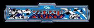 xevious marquee